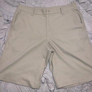 Adidas clima cool shorts, size 34